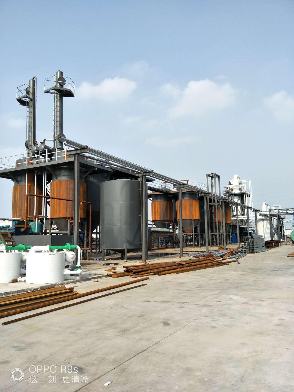 炼油设备 废塑料炼油设备 废轮胎炼油设备